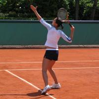 TennisLeren.nl - Tennis Leren - De smash